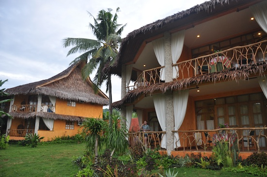 Cottages in Coco Grove Beach Resort