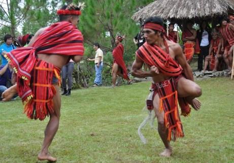 Ethnic Games is more fun in Ifugao