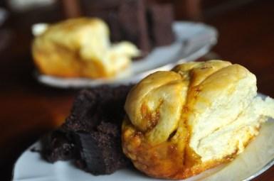 Freshly Baked Bread at the Native Village Inn & Restaurant