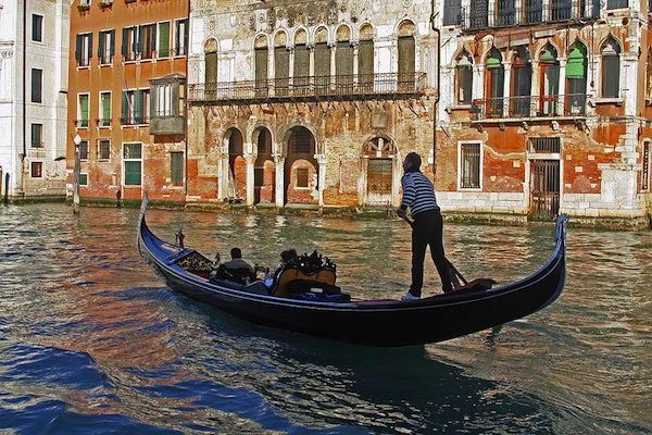 Waterways of Venice