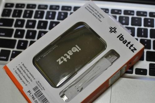 Ibattz Mojo Removable Power Card
