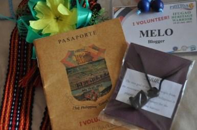 Ifugao Heritage Warrior Passport