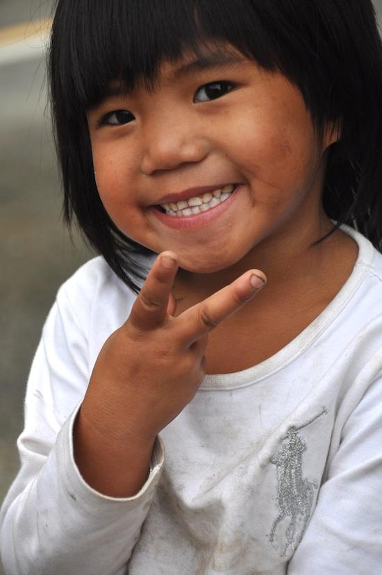 Ifugao Kid at the Banaue Viewpoint