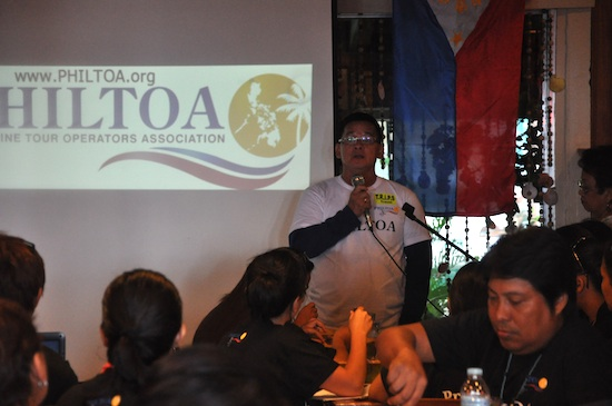 Mr. Cesar Cruz - Philtoa President