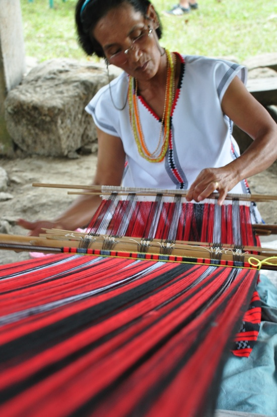 ifugao weaving