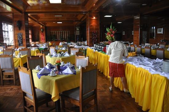 restaurants in banaue