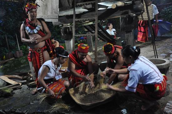 ifugao cultural dance