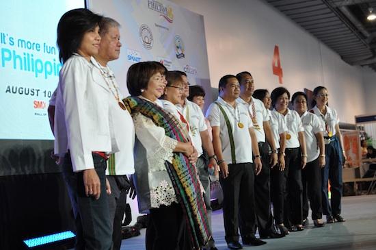 philippine Department of Tourism Regional Directors