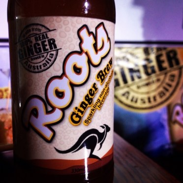 Roots Ginger Brew