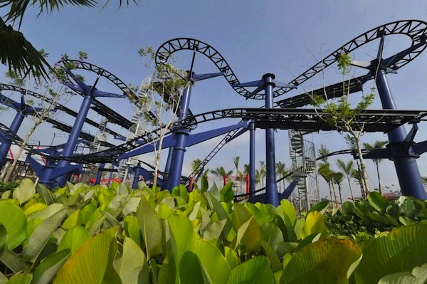 Exciting Rides at Legoland Malaysia