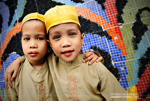 portrait kids