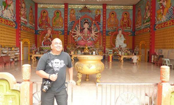 Spot the Buddha