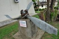 Warplane Propeller