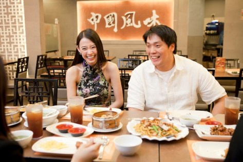 Janice Chung loves Flavours of China