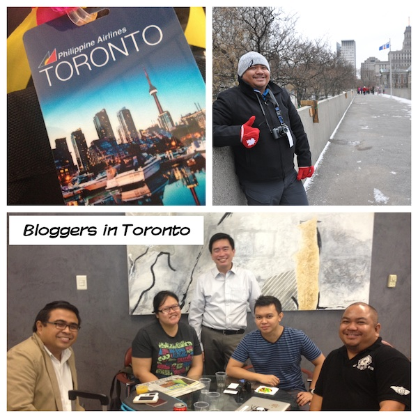Pinoy Travel Bloggers in Toronto