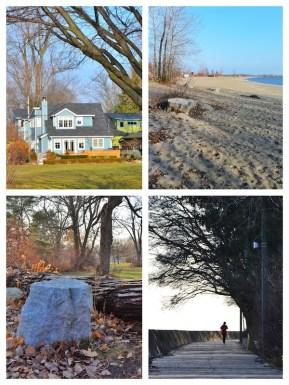 Toronto Island Sites
