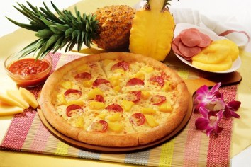 Hawaiian Pizza