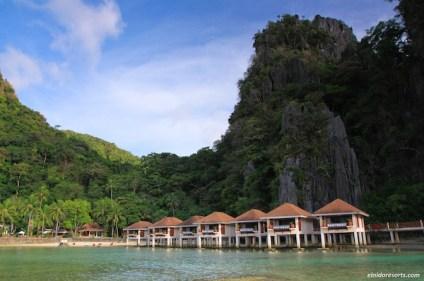 Lagen Island Resort - Water Cottages