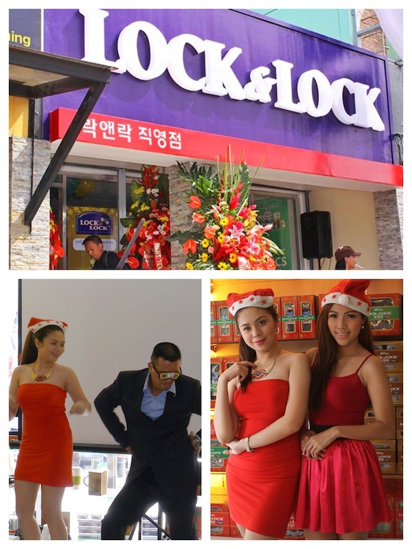 Lock & Lock BF Homes Flagship Store