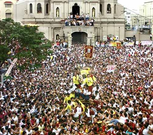 feast of black nazarene 2018 schedule