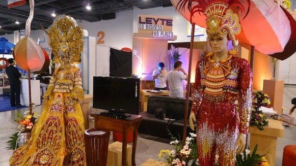 Beautiful Province of Leyte Booth