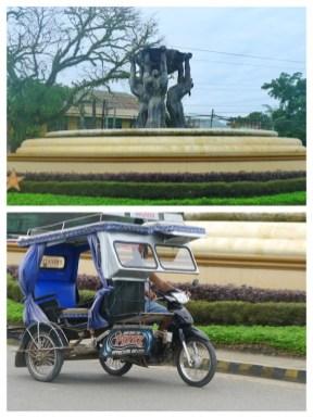 Rotunda in Dipolog City