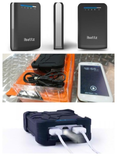 iBattz BattStation Tough Dual Pro Battery Pack