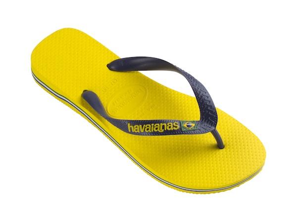 Amarelo Citrico Havaianas