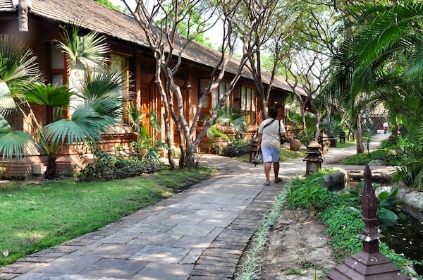 Burmese Inspired Cottages