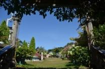 Entrance of the Garden