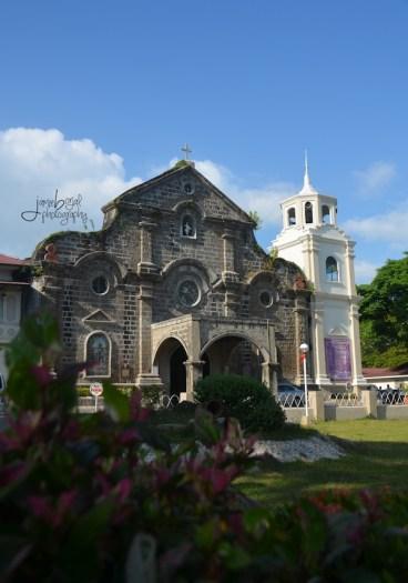 Full view of church