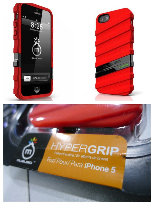 HyperGrip for iPhone 5