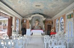 Inside the Chapel, a closer look