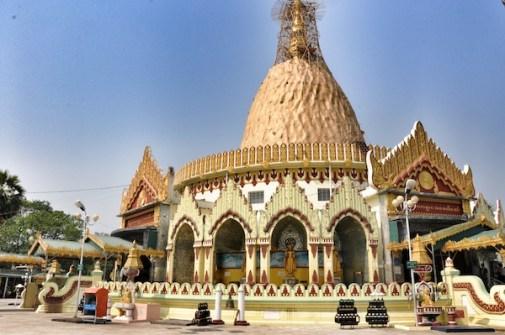 Kabar Aye Pagoda