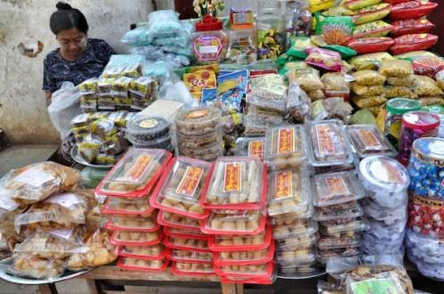 Snacks for Sale