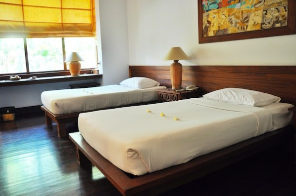 Spacious Hotel Rooms