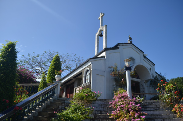 The Chapel of Marian Orchard