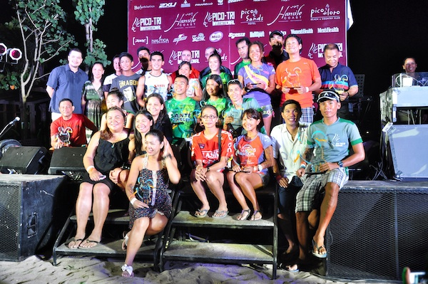 2013 Pico Tri Invitational Winners