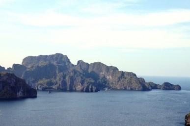 Bacuit from Pangu peak