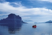 El Nido Resorts Activities - Kayaking at Bacuit Bay