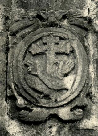 Franciscan Seal - San Miguel Minor Basilica Tayabas