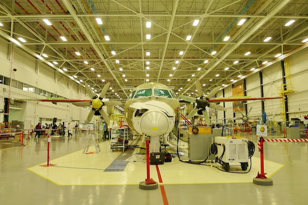 Inside Bombardier Aerospace