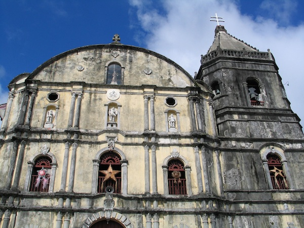St. Michael the Archangel Facade