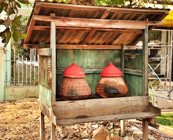 Water Stations in Bagan