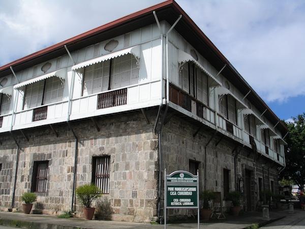 Casa de Comunidad de Tayabas