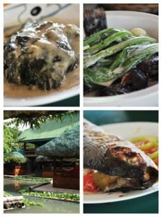 Food Trip at Kamayan sa Palaisdaan in Tayabas City