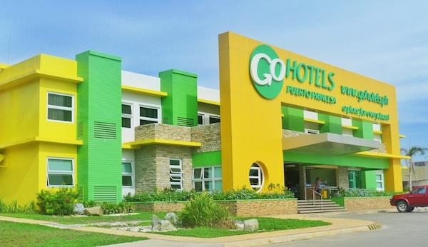 GoHotels Puerto Princesa Facade