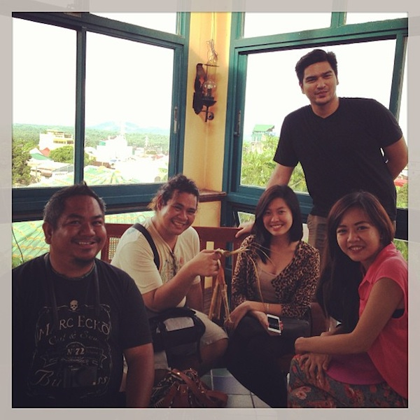 Group Photo at Mi Casa en Tayabas