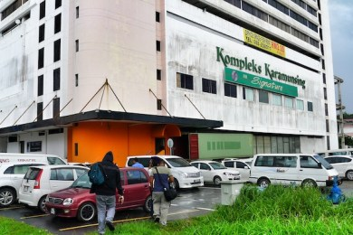 Karamunsing Complex
