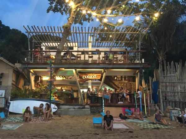 Outpost Beach Hostel